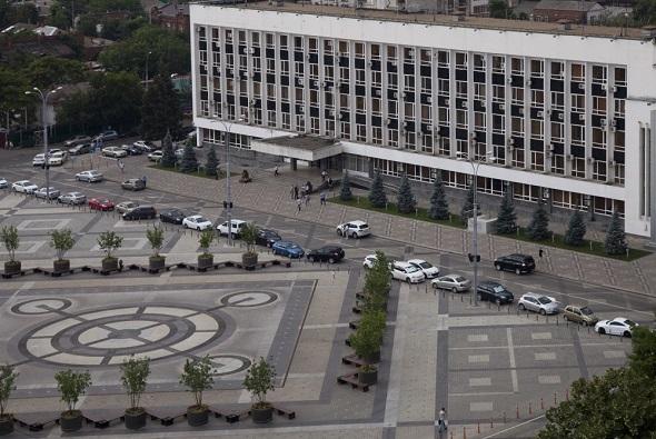 Источник фото: Пресс-служба администрации Краснодара