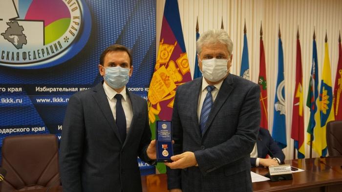 Источник фото: пресс-служба избирательной комиссии Краснодарского края
