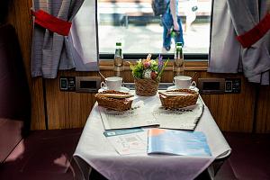 На Кубани запустят туристический поезд в СССР