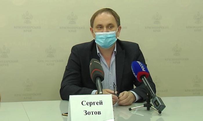 Сергей Зотов назвал вакцинацию самым эффективным способом профилактики коронавируса
