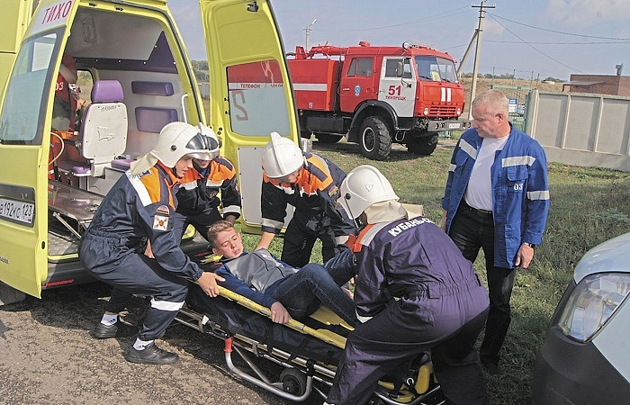 """Aleksandr Nesterov: """"Due to Tourists, Summer Is Always a Hot Season for Kuban Rescuers"""""""
