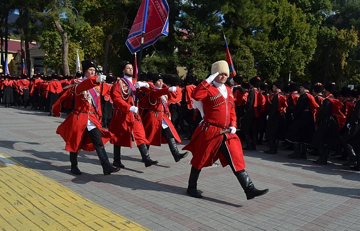 It's a Pleasure to Be a Cossack!