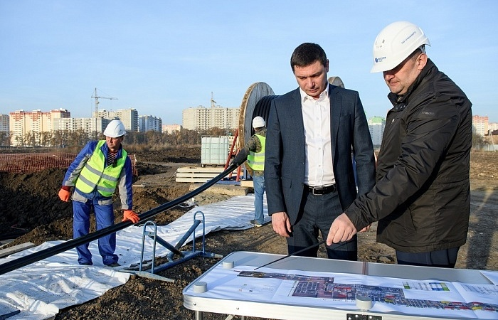 Sky in Krasnodar Gets Free of Electric Power Pylons