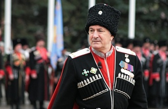 "Nikolai Doluda: ""New opportunities open up for Cossack youth movement"""
