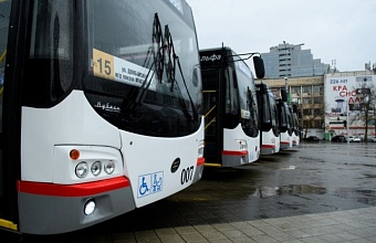 Public Transport Renovates in Krasnodar