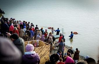 На Кубани организовали 137 мест для крещенских купаний