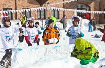 В горах Сочи отпразднуют День снега