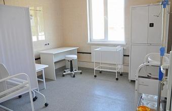 В Выселковском районе открыли новый офис врача общей практики