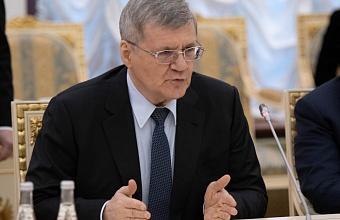 Генпрокурор РФ Юрий Чайка покидает свою должность