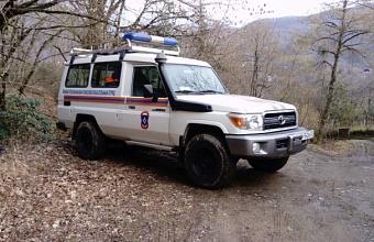 В Сочи спасатели нашли заблудившихся в районе озер Хмелевского туристок