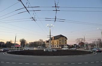 В центре Майкопа досрочно сдали в эксплуатацию развязку на перекрестке