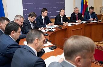 Депутаты оценили реализацию госпрограмм по обеспечению газом жителей Кубани