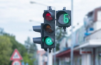 В Краснодаре на пересечении улиц Северной и Воровского отключат светофоры