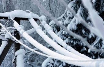Налипание мокрого снега ожидается в Сочи