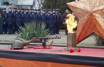 В Краснодаре стартовали мероприятия Года памяти и славы