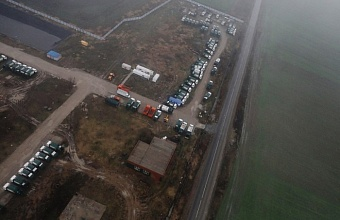В Белореченском районе уволили гендиректора компании, отвечающего за полигон ТКО