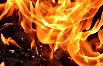 В Сочи произошел пожар в нежилом строении