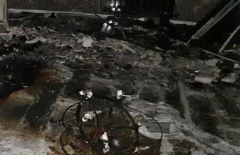 В Новороссийске в результате пожара погибла женщина