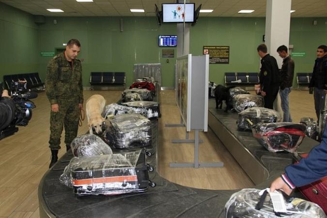 Источник фото: пресс-служба Краснодарской таможни