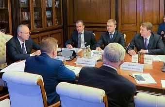 В Правительстве РФ обсудили подготовку к Российскому инвестиционному форуму
