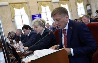 На Кубани депутаты урегулировали вопросы в области обращения с животными