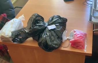 В Сочи задержали парня и девушку с почти 3 кг наркотиков