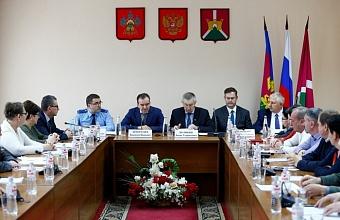 Новым и.о. главы Усть-Лабинского района стал Сергей Запорожский
