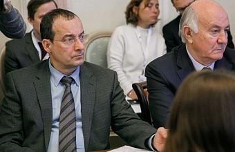Юрий Бурлачко принял участие в очередном заседании по внесению поправок в Конституцию