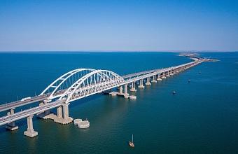 Возле Крымского моста открыли два новых поста ДПС