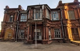 Дом купца Лихацкого восстановит администрация Краснодара