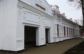 На реконструкцию ДЮСШ в Приморско-Ахтарске потратили более 92 млн рублей