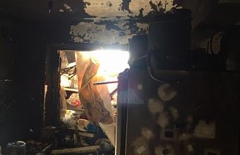 При пожаре в квартире многоэтажки в Сочи погибла 78-летняя женщина