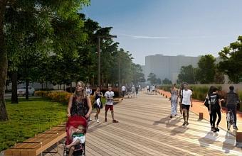 Жители Краснодара выбрали зеленые зоны для благоустройства в 2021 году