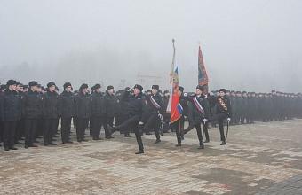 День защитника Отечества отметили в Краснодарском университете МВД
