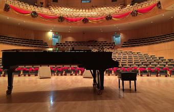Концертный зал за 1,1 млрд рублей хотят построить в Краснодаре