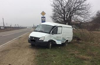 В Крымском районе в ДТП пострадал 62-летний мужчина