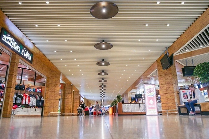 Источник фото: пресс-служба Международного аэропорта Сочи имени В.И. Севастьянова