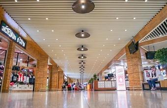 Аэропорт Сочи снизил энергозатраты на освещение почти в 2 раза