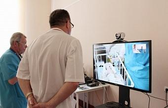 ФАПы Краснодарского края подключат к телемедицине