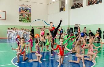 Капремонт спорткомплекса в Брюховецком районе стоил 66,2 млн рублей