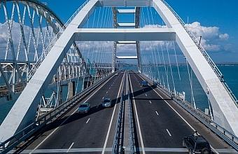 Названа стоимость строительства трассы от Краснодара до Крымского моста
