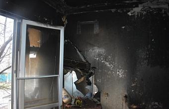 За сутки на Кубани при пожарах погибли четыре человека