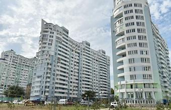 На Кубани в январе сдали более 200 тыс. квадратных метров жилья