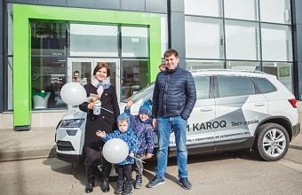 Более 100 тест-драйвов SKODA KAROQ сделали клиенты Юг-Авто Центр