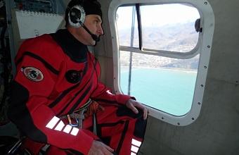 Спасатели в Сочи продолжают искать двух смытых в море мальчиков