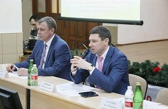 Школу и детсад построят в Центральном округе Краснодара