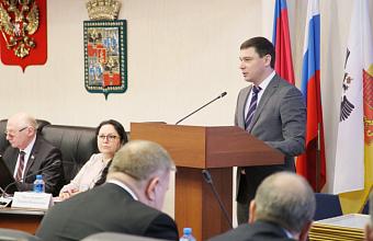 Глава Краснодара возглавит список «Единой России» на выборах в гордуму