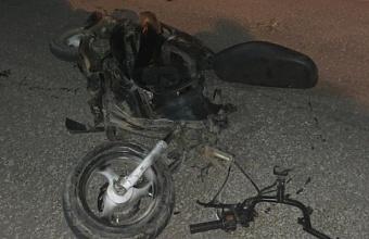 В Славянском районе в ДТП пострадал 13-летний пассажир мопеда