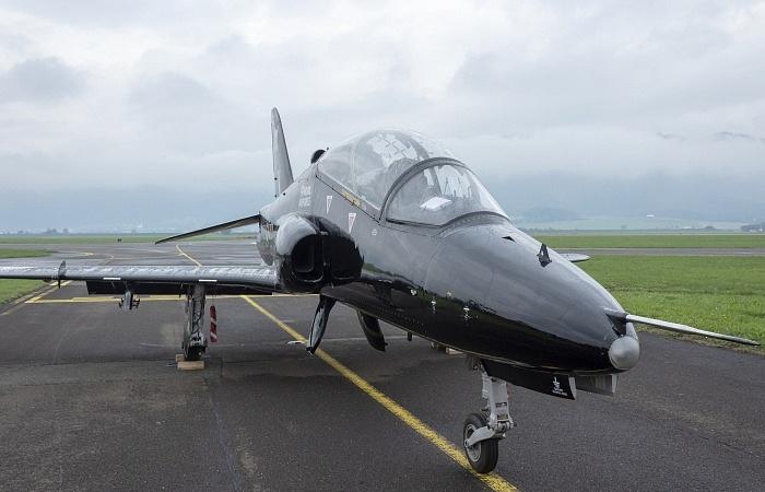 В Краснодарском крае разбился самолет L-39