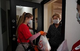 Около тысячи волонтеров помогают гражданам Краснодарского края